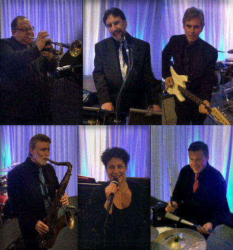 Tuxedo Junction Band for weddings in Boston MA, NH, RI, New England