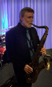 Tuxedo Junction saxophonist/vocalist, Jimmy